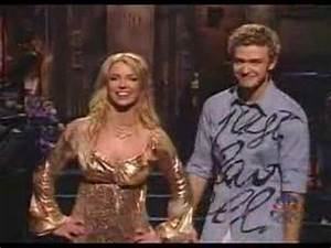 Moments of Love--Justin Timberlake and Britney Spears ...