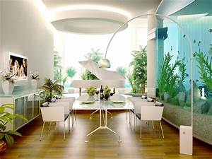 25 Rooms With Stunning Aquariums