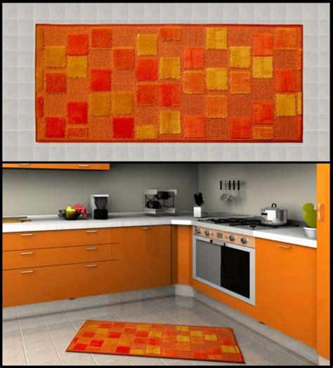 tappeti per cucina antiscivolo tappeti antimacchia in bamboo per la cucina tappeto