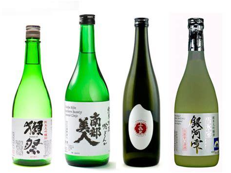 kitkat sake sake school ginjo and daiginjo serious eats