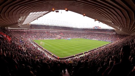 stadium of light how to find us safc