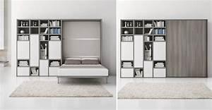 Lit Gain De Place Studio : chambre gain de place studio ~ Premium-room.com Idées de Décoration