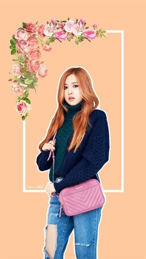 blackpink rose wallpaper pop amino