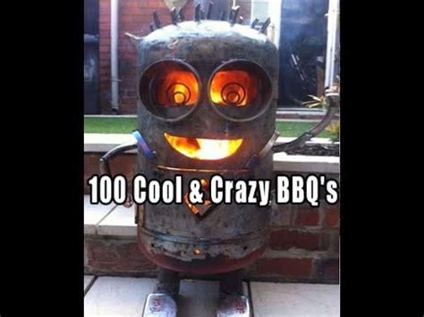 100 Cool & Crazy Bbqs  Youtube