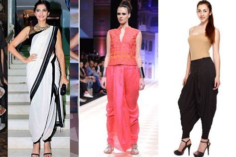 How To Wear Dhoti Pants This Summer