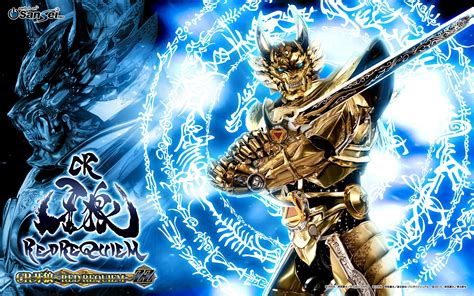 Garo Anime Wallpaper - wallpaper anime comics garo screenshot computer