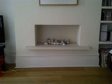 removing gas fire restore fireplace restoration