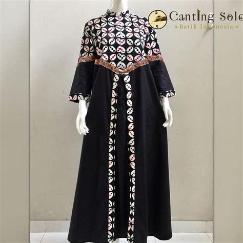 dress rok dengan resleting best 25 model dress batik ideas on batik