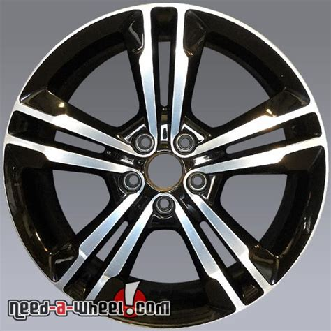 Dodge Charger Stock Rims by 19 Quot Dodge Charger Oem Wheels 2011 14 Black Machined Stock