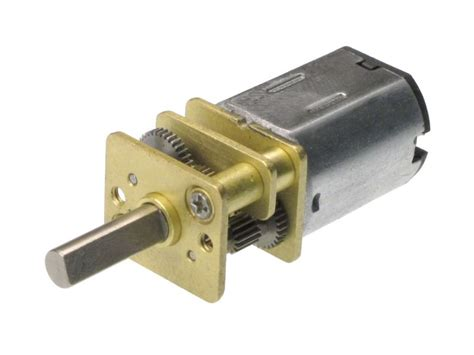 Gear Motor by 30 1 Mini Metal Gear Motor Solarbotics