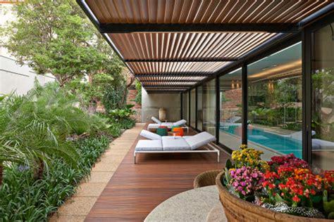 8 ideas sensacionales terrazas y patios alargados