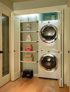 Small laundry room stacked washer dryer laundry room traditional with stackable washer and dryer