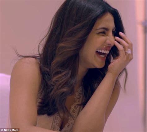 Priyanka Chopra Flaunts Engagement Ring  Daily Mail Online. 18ct Wedding Rings. Starcraft Rings. Gia Wedding Rings. Detailed Band Engagement Rings. Mountain Wedding Rings. Periwinkle Rings. Pansy Rings. Vape Rings