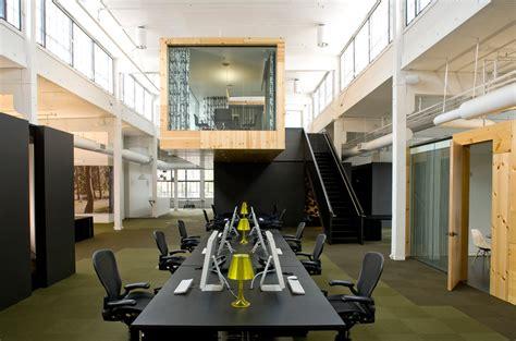 creative office space layout skylab architecture archdaily Creative Office Space Layout