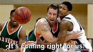 Funny Pictures ... Dumb Basketball Player Quotes