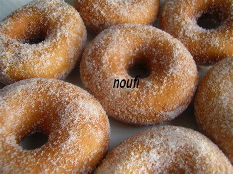 cuisine chimique beignet marocain au sucre et aux zestes de citron la
