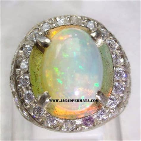 kalimaya putih asli cincin kalimaya asli jp320 jual batu permata hobi permata