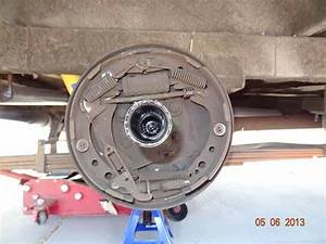 See Photo  Are The Rear Drum Brake Springs In The Correct