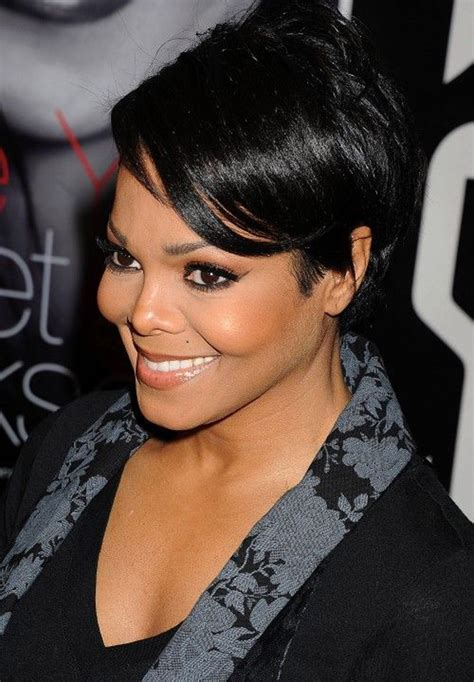 beautiful short haircuts oval faces african american cruckers