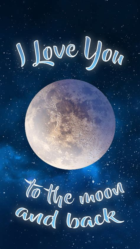 love    moon   wallpaper gallery