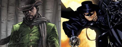 Django Meets Zorro In New Comic From Quentin Tarantino And