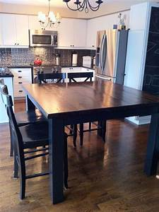 35 best heritage harvest tables images on pinterest With counter height harvest table