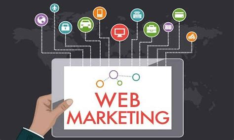 Web Marketing by Business Marketing In The Space
