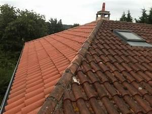 Demoussage Toiture Ardoise : demoussage de toiture tourrettes 06 51 88 32 74couvreur ~ Premium-room.com Idées de Décoration