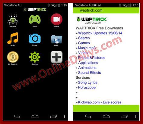 waptrick app apk for mobile free www waptrick