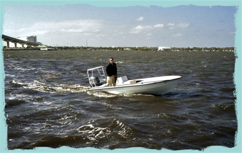 Hell S Bay Boatworks Boat Models by Hells Bay Boatworks Biscayne Flats Fishing Skiff Review