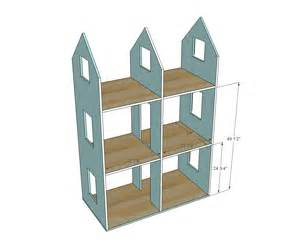 images dollhouse plans to build white three story american or 18 quot dollhouse