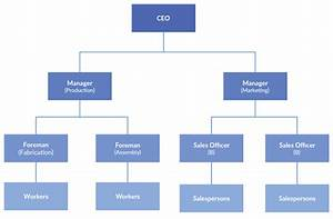 Types Of Organizational Charts