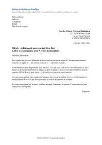 Lettre De Résiliation Assurance Vie by R 233 Siliation Freebox Mod 232 Le De Lettre Gratuit