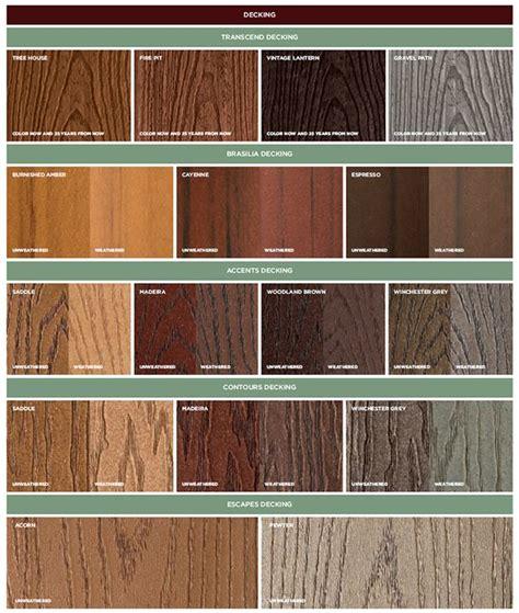 composite colors 9 best images about deck ideas colors on green