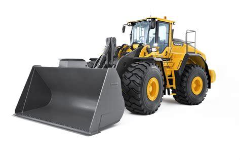 volvo lh wheel loader power equipment company