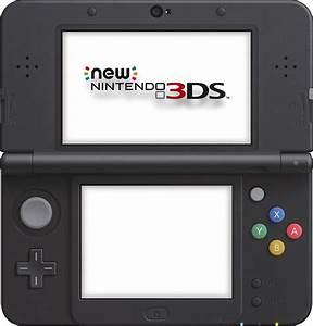 Photos Of The Super Mario BlackWhite Edition New 3DS