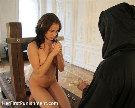 Naughty Nun Gets Spanked Bad For Getting Ca Xxx Dessert