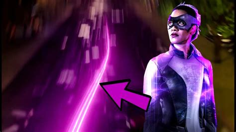 Why Iris West Purple Lightning Is Key To Defeating The