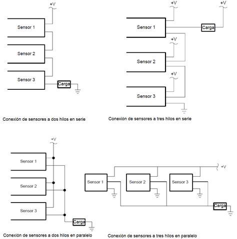 conexi 243 n a dos y tres hilos sensores digitales real espa 241 ol