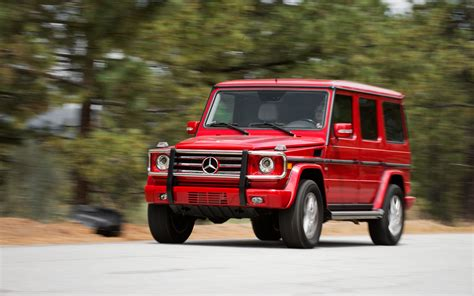 Searches related to this category 2012 Mercedes-Benz G550 First Test - Motor Trend