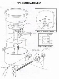 Wiring Diagram For Gold Medal Popcorn Machine