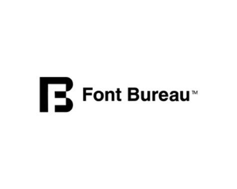 logopond logo brand identity inspiration font bureau