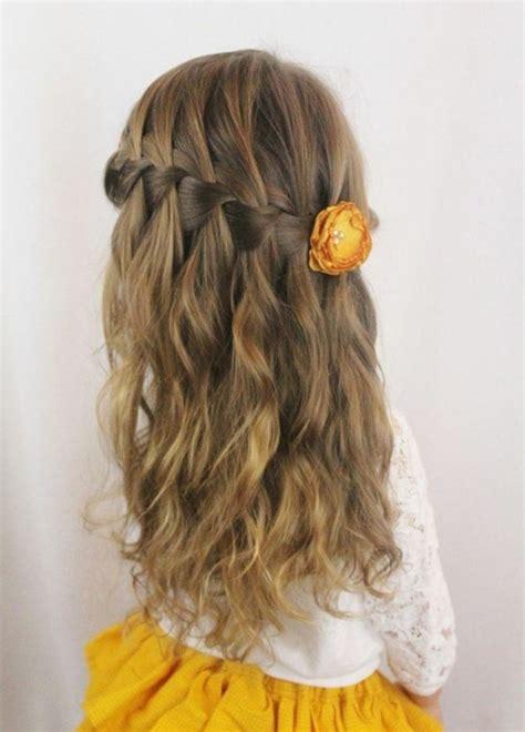 coiffure fille tresse coiffure fille 90 id 233 es pour votre princesse
