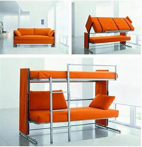 Coolbusinessideascom transformer bunk bed sofa for Sofa bunk bed transformer