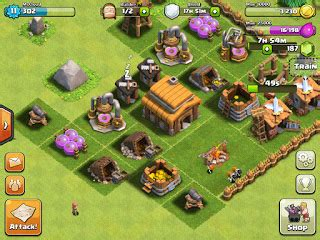 Modified Apk Clash Of Clans by Clash Of Clans Mod Apk Free Pc And Modded