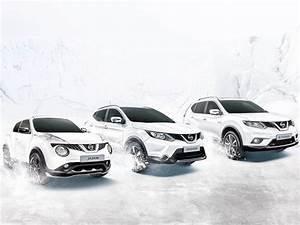 Nissan X Trail Black Edition : nissan white edition des crossovers juke qashqai et x trail blancs comme neige ~ Gottalentnigeria.com Avis de Voitures