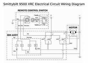 Smittybilt Winch 9500 Wiring Diagram
