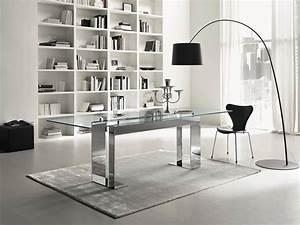 Beautiful Rainbow Modern Glass Desk Thediapercake Home Trend Regard Modern Glass Top Beautiful Rainbow Modern Glass Desk
