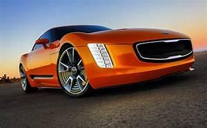 Kia Gt4 Stinger    U0026quot Aggressive U0026quot  Sports Car Concept Unveiled