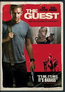 The Guest DVD Release Date January 6, 2015